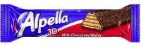 Alpella 3D Hazelnut Milk Chocolate Wafer 32G