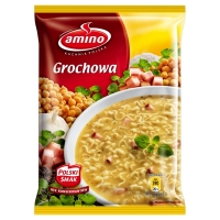 Zupa Amino Nudle grochowa 65g