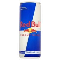 Red Bull 250ml tin